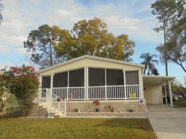 Mobile Home at 3432 State Road 580, #107, Safety Harbor, FL