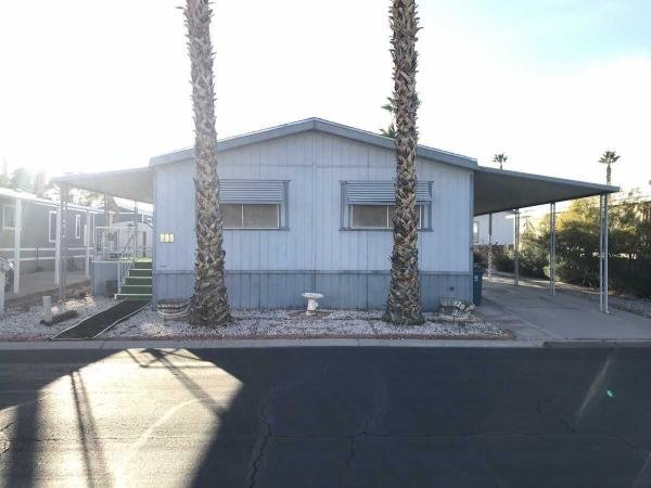 Mobile Home at 5303 E. Twain Ave, Las Vegas, NV