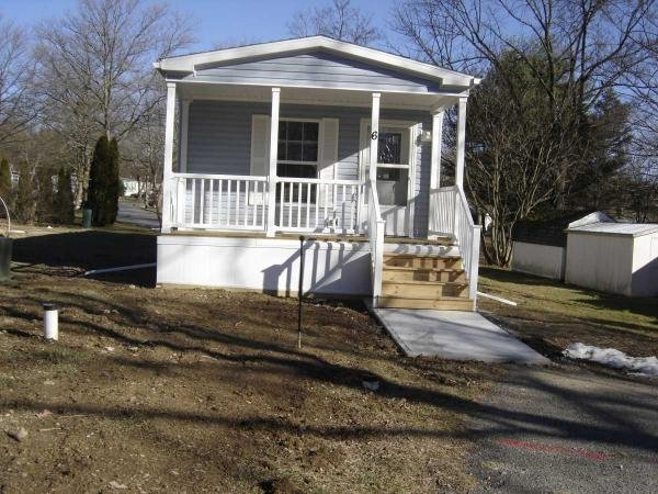 Mobile Home at 6 Brookside Drive, Bath, PA