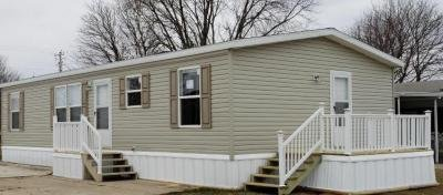 Mobile Home at 3202 S 12Th St, Lot 9 Marshalltown, IA 50158