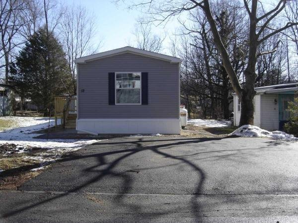 Mobile Home at 12 Brookside Drive, Bath, PA