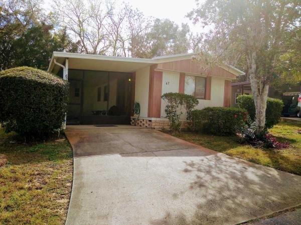 Mobile Home at 67 WINTERGREEN DR, Fruitland Park, FL