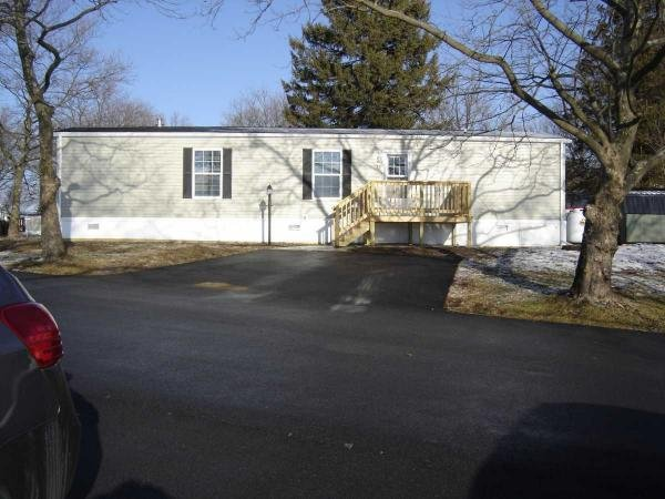 Mobile Home at 13 Woodview Court, Bath, PA