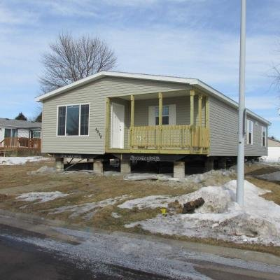 Mobile Home at 6208 W. Misty Glen Place Sioux Falls, SD 57106