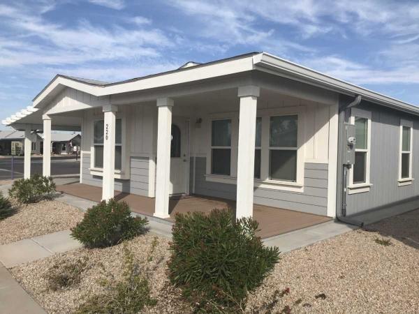 Mobile Home at 8865 E. Baseline #220, Mesa, AZ