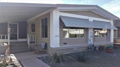 Mobile Home at 8780 E Mckellips Rd #459 Scottsdale, AZ 85257
