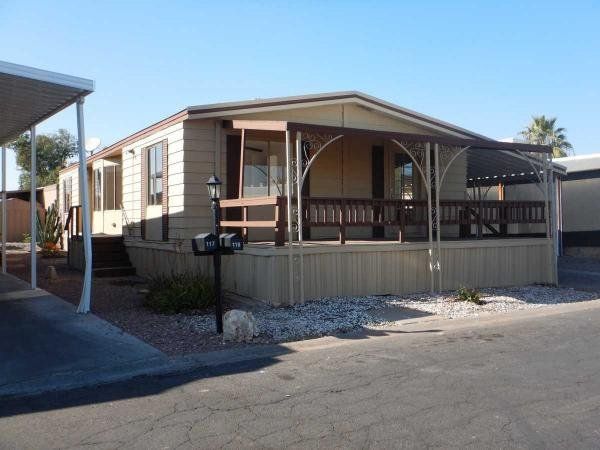 Mobile Home at 5747 W Missouri Ave, Glendale, AZ