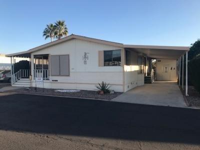 Mobile Home at 11596 W. Sierra Dawn Blvd Surprise, AZ