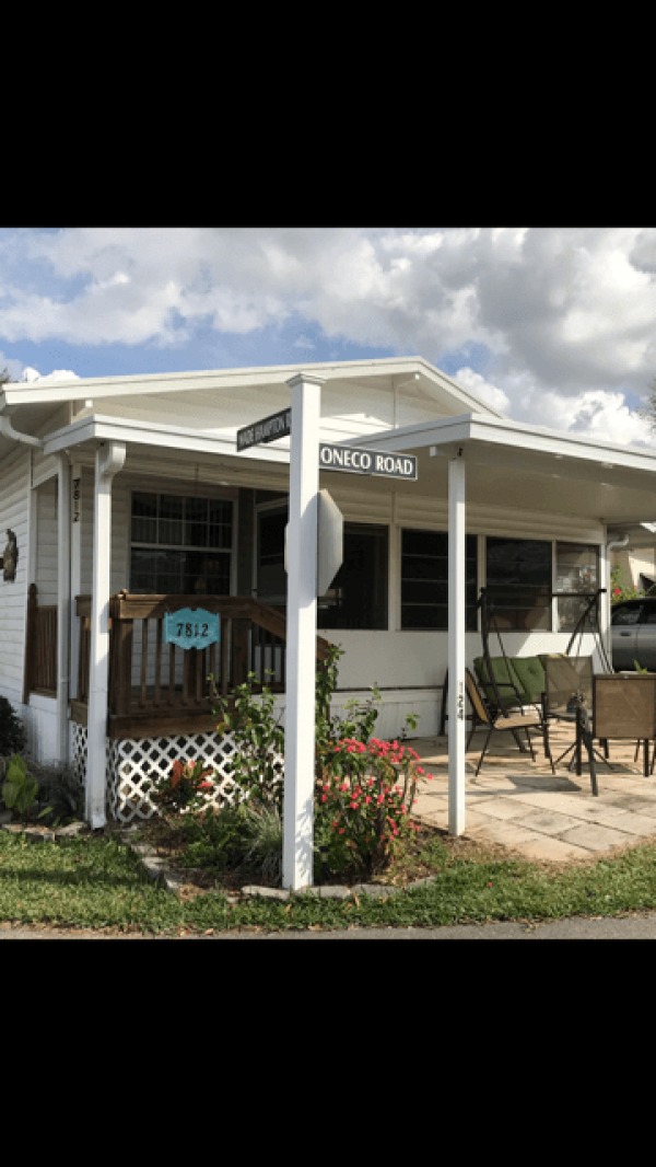 Mobile Home at 7820 Wire Road 124, Zephyrhills, FL