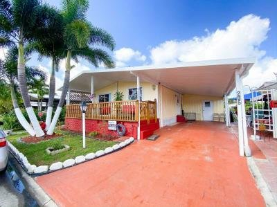 Mobile Home at 1199 Linda Ln. Lot# 205 West Palm Beach, FL 33409