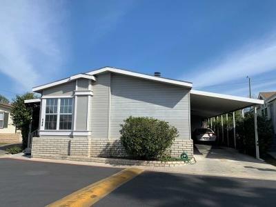 Mobile Home at 201 W. Collins Ave #108 Orange, CA 92867