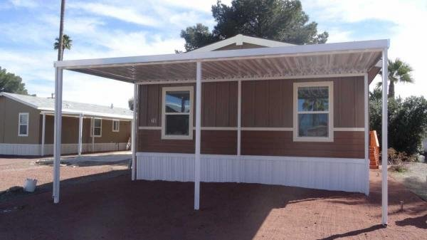 Mobile Home at 4315 N. Flowing Wells Rd #20, Tucson, AZ