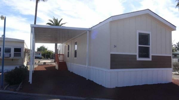 Mobile Home at 4315 N. Flowing Wells Rd #24, Tucson, AZ