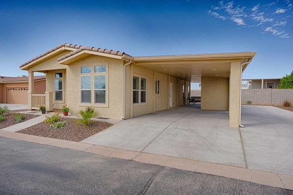 Mobile Home at 7373 E. US Hwy 60 #318, Gold Canyon, AZ