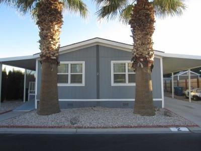 Mobile Home at 6420 E. Tropicana Ave #2 Las Vegas, NV 89122