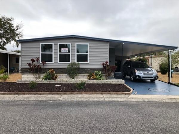 Mobile Home at 1074 Flamingo Lane, Tarpon Springs, FL