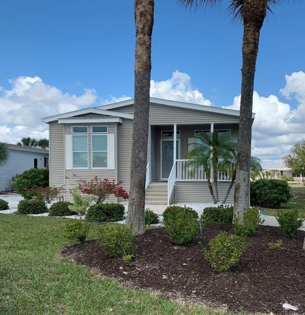 Mobile Home at 14511 Clipper Ct., Port Charlotte, FL
