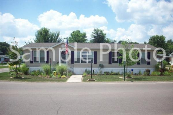 Mobile Home at 7604 Red Arrow Highway Lot 015, Watervliet, MI