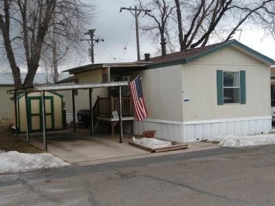Mobile Home at 4105 N Garfield Avenue #5 Loveland, CO 80538
