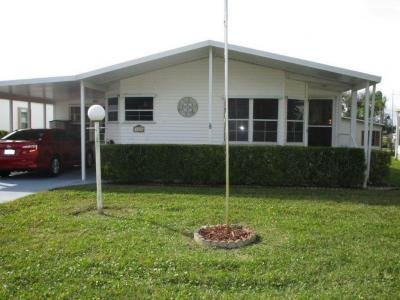 Mobile Home at 1215 BRIGADOON DRIVE Sebastian, FL 32958
