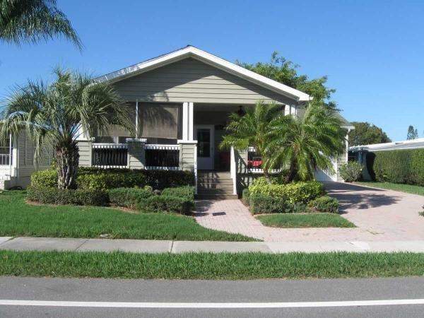 Mobile Home at 971 Lucaya E., Venice, FL