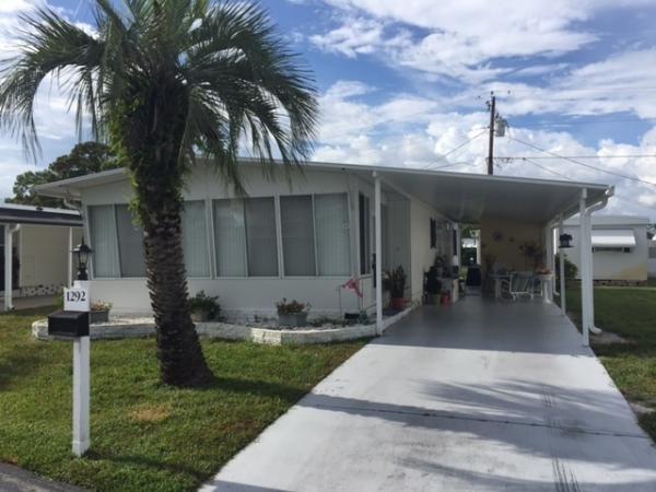 Mobile Home at 1292 Pilgrim Place, Daytona Beach, FL
