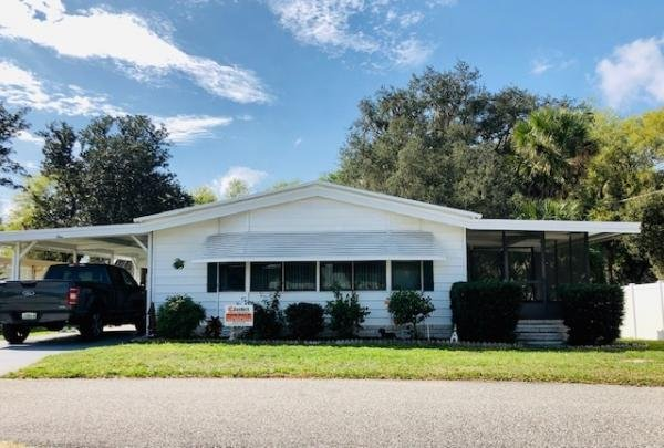 Mobile Home at 28944 HUBBARD ST LOT #1, Leesburg, FL