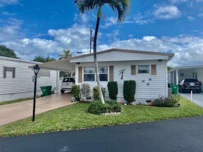 Mobile Home at 1329 S 33rd Street Hollywood, FL 33021