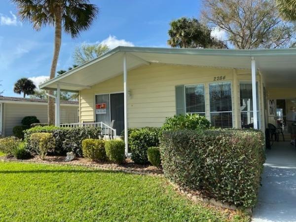 Mobile Home at 2284 Primavera Ave., Port Orange, FL