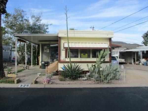 Mobile Home at 10401 N. Cave Crk Rd., #325, Phoenix, AZ