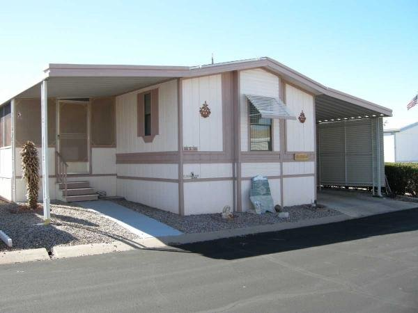 Mobile Home at 8401 S. Kolb Rd. #66, Tucson, AZ