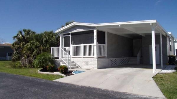 Mobile Home at 701 Aqui Esta Dr. #76, Punta Gorda, FL