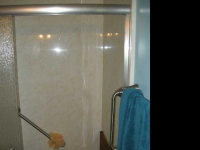 new master shower