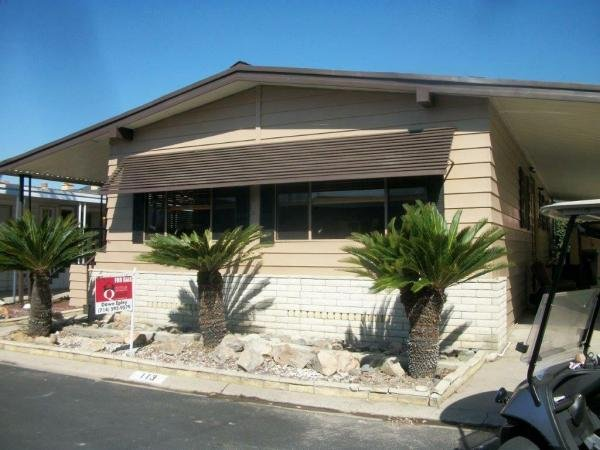 Mobile Home at 1400 S. Sunkist St., Space 113, Anaheim, CA