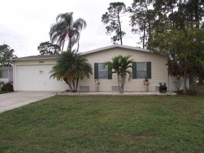 Mobile Home at 10280 Pine Lakes Blvd., #52M North Fort Myers, FL 33903
