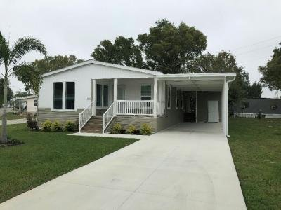 Mobile Home at 346 Eland Drive #346 North Fort Myers, FL 33917