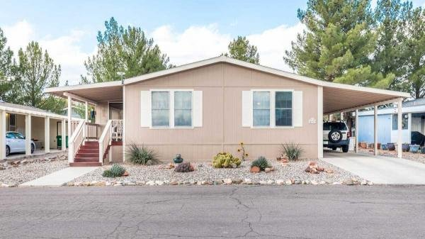 Mobile Home at 2050 W State Route 89A #293, Cottonwood, AZ