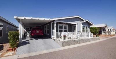 Mobile Home at 650 N. Hawes Rd. Mesa, AZ