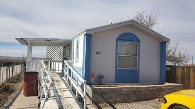 Mobile Home at Vista del Rio  Albuquerque, NM 87102