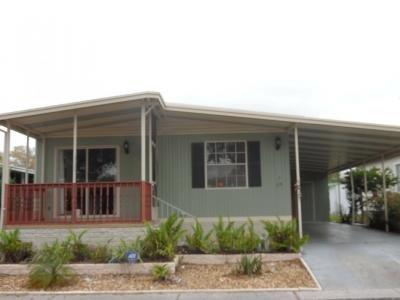 Mobile Home at 15410 LAKESHORE VILLA LANE Tampa, FL 33613