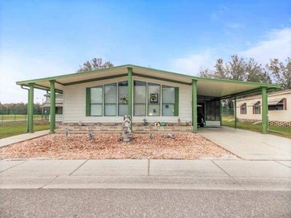 Mobile Home at 6462 Presidential Circle, Zephyrhills, FL