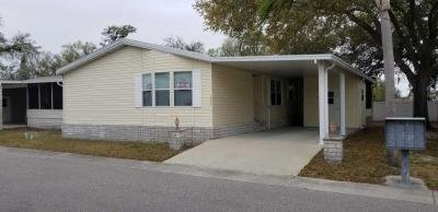 Mobile Home at 10933 Mayan Dr.  Riverview, FL