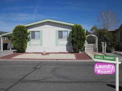 Mobile Home at 28 Primton Way Fernley, NV