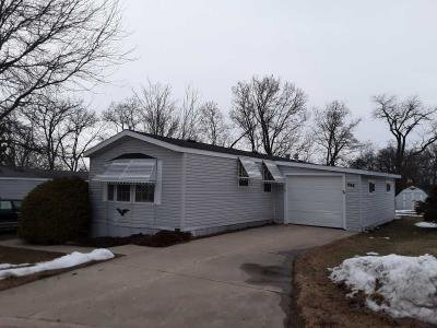 Mobile Home at N2020 County Rd H lot 444 Pioneer Estates Lake Geneva, WI 53147