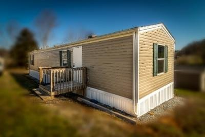 Mobile Home at 7047 CARTERS VALLEY LOT 10 Church Hill, TN 37642