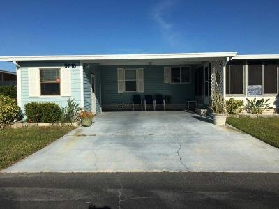 Mobile Home at 9716 Avalon Dr. Parrish, FL 34219
