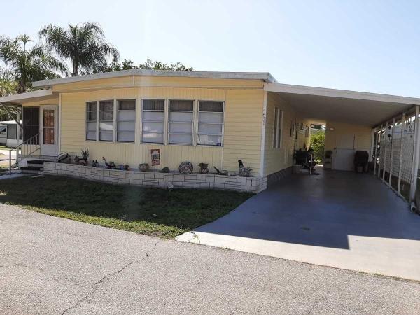 Mobile Home at 4631 Pittenger Drive, Sarasota, FL
