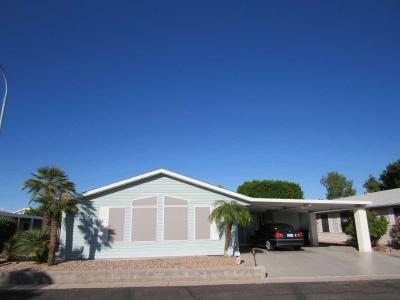 Mobile Home at 215 N Power Rd #152 Mesa, AZ