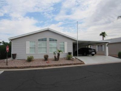 Mobile Home at 215 N Power Rd # 223 Mesa, AZ