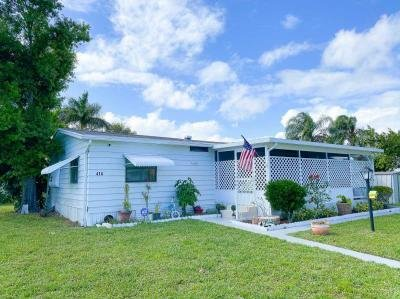 Mobile Home at 2555 PGA Blvd Lot # 414 Palm Beach, FL